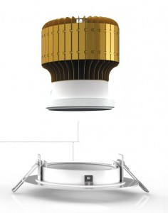 new Clipsal LED lamps